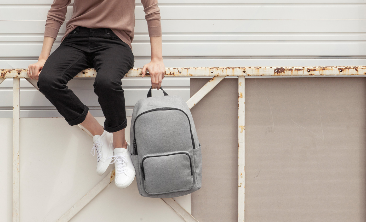 men's modern zip backpack  large  everlane - just what i wanted